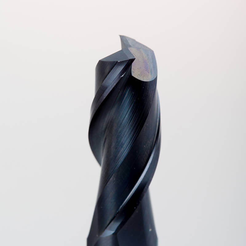 2 Flute Tungsten Carbide End Mill For Stainless Steel 1 - 2 Flute Tungsten Carbide End Mill For Stainless Steel