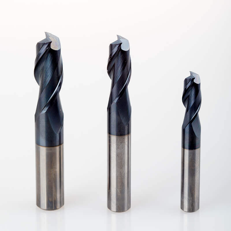 2 Flute Tungsten Carbide End Mill For Stainless Steel 2 - 2 Flute Tungsten Carbide End Mill For Stainless Steel