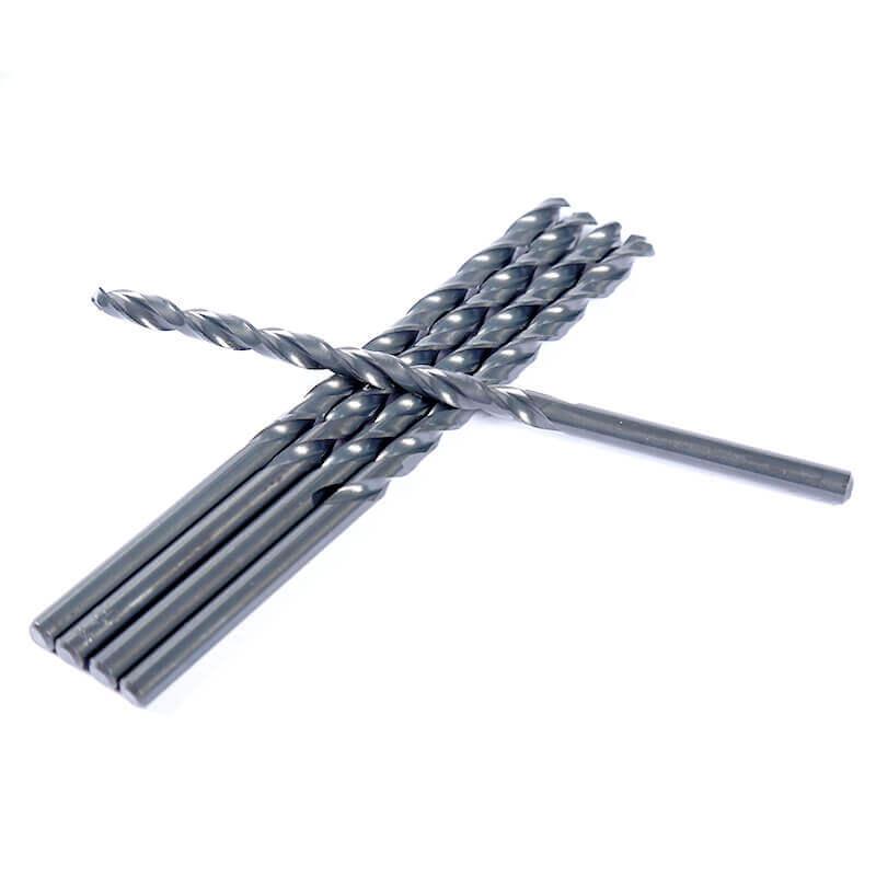 Hss Straight Shank Long Flexible Drill Bit For Hardened Steel 2 - HSS Straight Shank Long Flexible Drill Bit For Hardened Steel