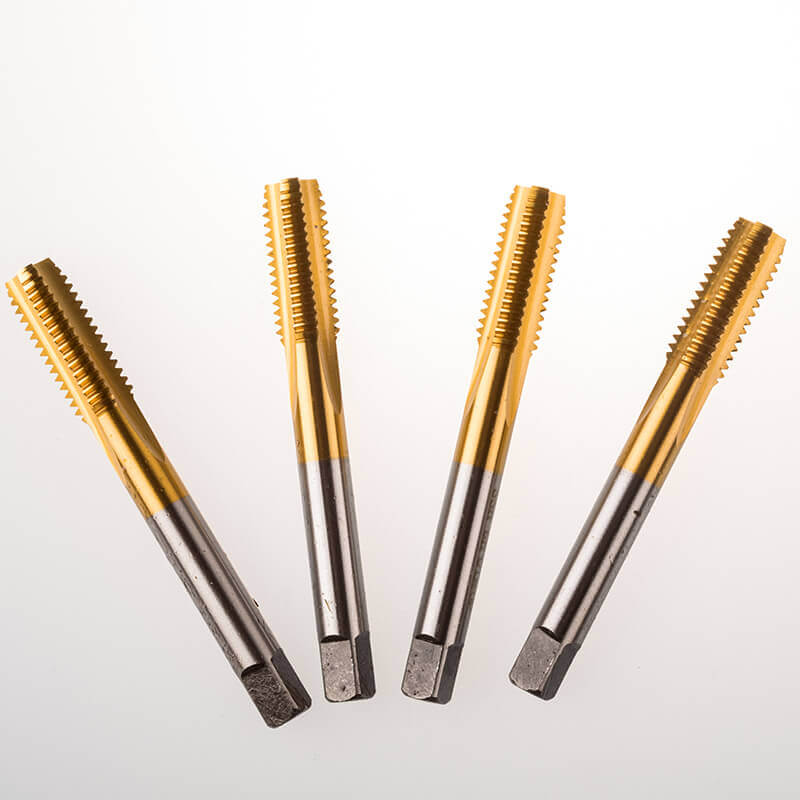 Metal Thread Straight Flute Taps For Threading Hardened Steel 1 - Metal Thread Straight Flute Taps For Threading Hardened Steel