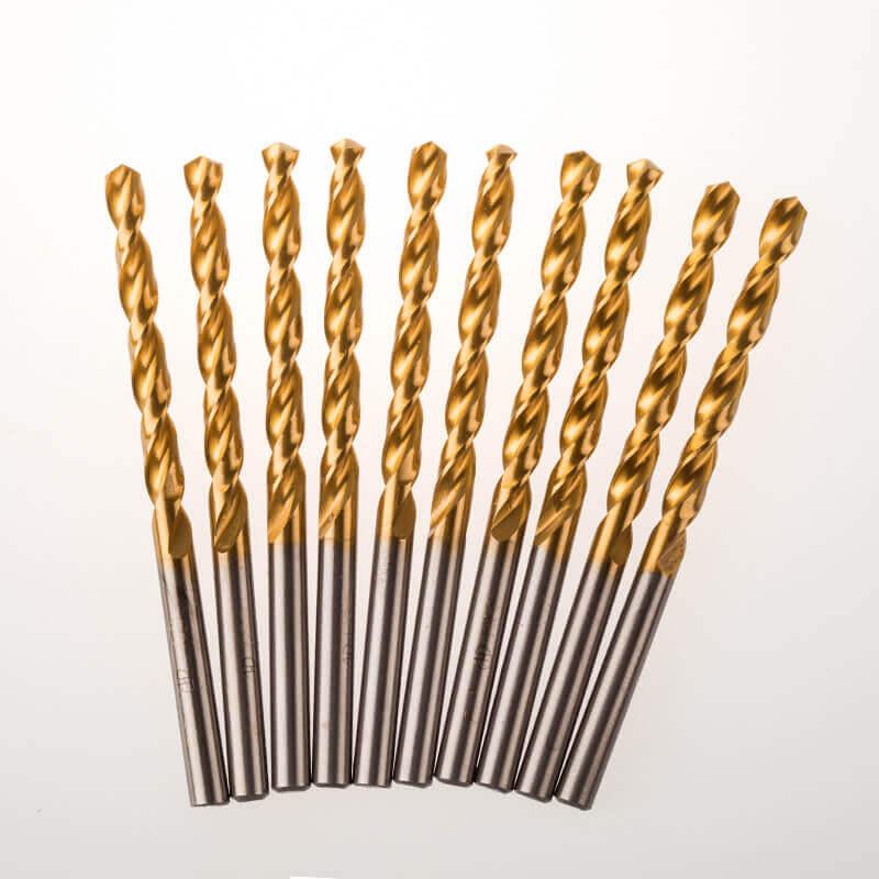Multi Purpose HSS Straight Shank Twist Drill Bit For Steel Metal 2 - Multi Purpose HSS Straight Shank Twist Drill Bit For Steel Metal